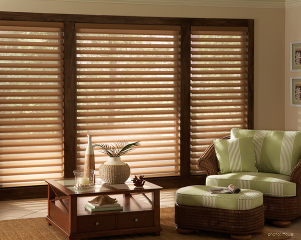 BEAT THE HEAT with Blinds, Awnings, Curtains and Shades |
